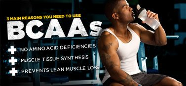 3 Reasons You Need to Use BCAAs