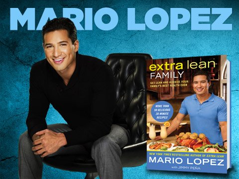 TV Celebrity Mario Lopez