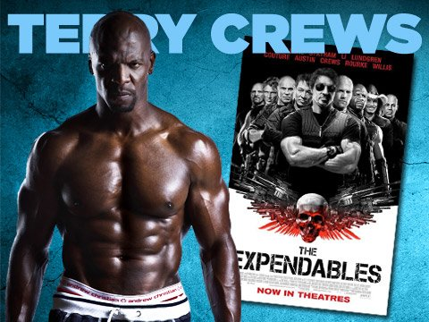 Movie Star Terry Crews