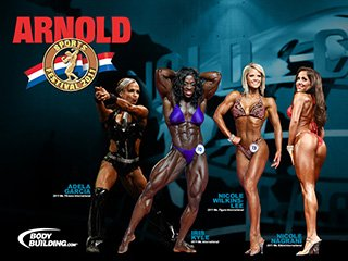 2011 Female International Winners!