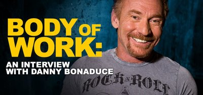 Body Of Work: An Interview With Danny Bonaduce. banner