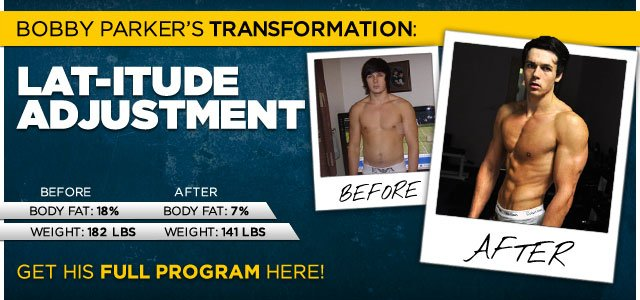 Body Transformation: Bobby Changed His Attitude And Won A Sponsorship