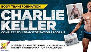 Charlie Keller's Complete BSN Transformation Program!
