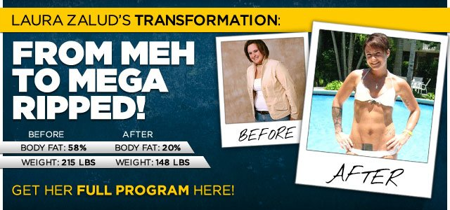 Body Transformation: From Meh To Mega Ripped