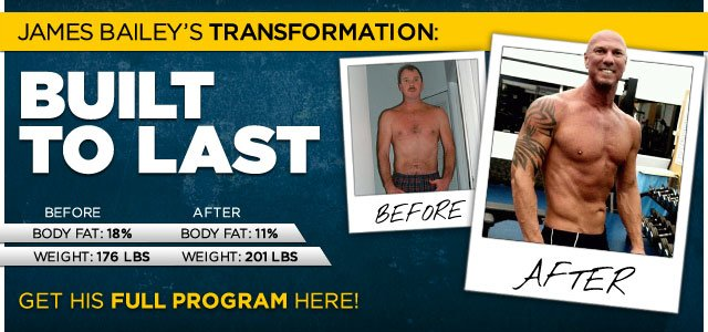 Body Transformation: It's Never Too Late To Transform Your Body