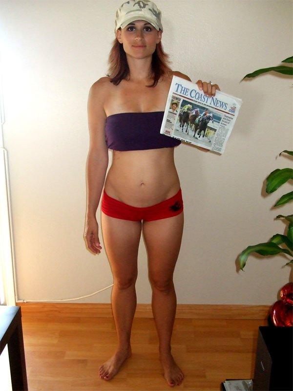 Body Transformation  Marine Amanda Ennett Wins The 2011 Bodybuilding    Yoga Body Transformation