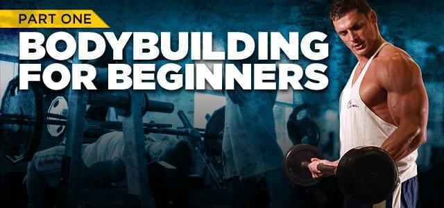 Bodybuilding For Beginners!