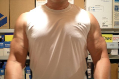 I Want Colossal Biceps And Mammoth Triceps And I Want People To Notice And Be In Awe Of Them