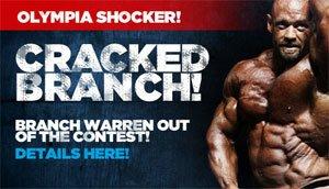 Branch Warren Out