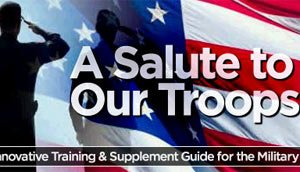 Salute To Our Troops!