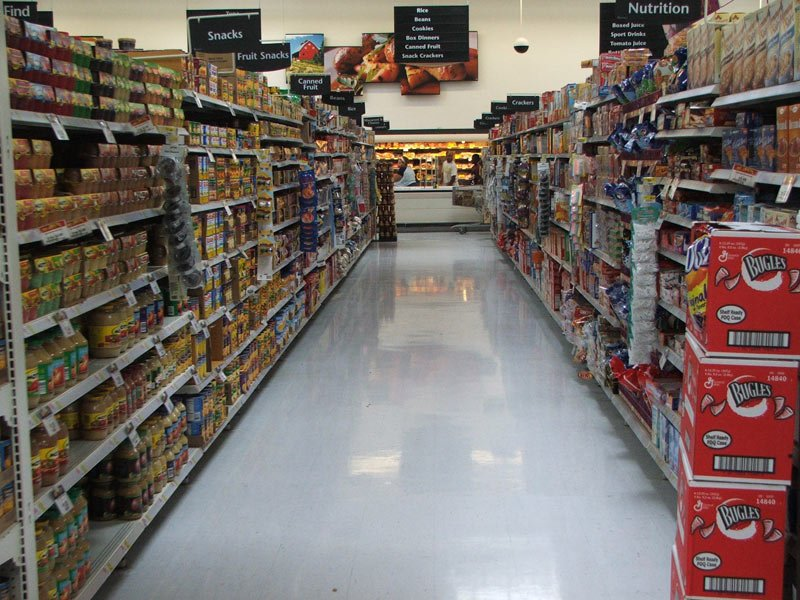 Buying in bulk? Ask for the entire aisle!