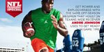 Build A Football Body: Training With Texans Wide Receiver Andre Johnson