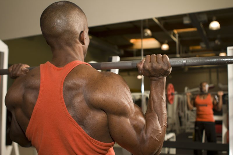 Build Your Shoulders With This Classic Delt Workout
