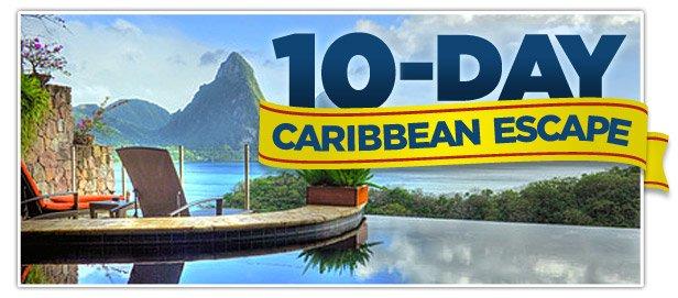 10-Day Caribbean Escape