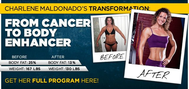 Body Transformation: From Cancer To Body Enhancer