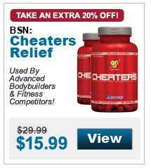 Used By Advanced Bodybuilders & Fitness Competitors!
