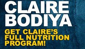 Claire's Nutrition Program