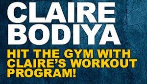 Claire's Workout Program