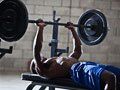LOAD THE BARBELL, NOT YOUR CREATINE*