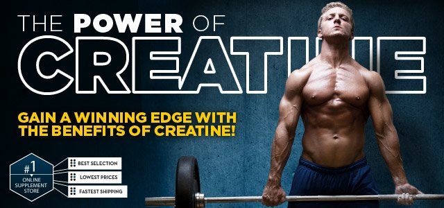 The Power Of Creatine - Gain A Winning Edge with the Benefits of Creatine!
