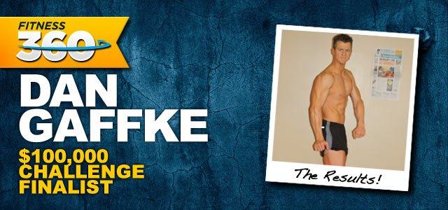 Dan Gaffke's 100K Fitness Program