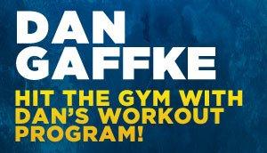 Dan's Workout Program