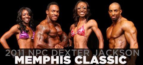 2011 NPC Dexter Jackson Memphis Classic