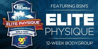 BSN Elite Physique BodyGroup