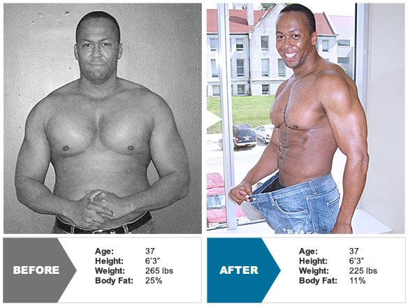 Enrico Willis Before And After