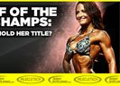 Face Off Of The Figure Champs: Can Erin Stern Hold Her Title?