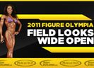 Figure Olympia Field Looks Wide Open In 2011
