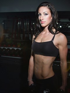 Maybe Heather should be YOUR fitness wallpaper.