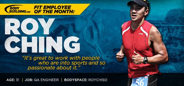 Fit Employee Spotlight - Roy Ching Soto!