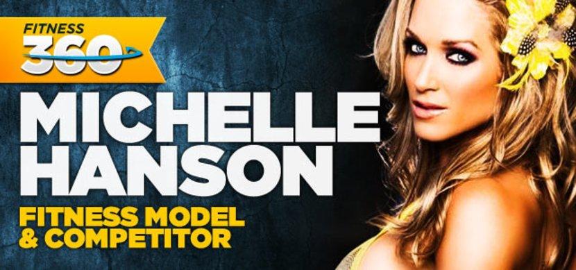 Michelle Hanson Fitness 360 -- Follow Her Program!