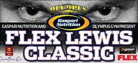 2011 NPC Flex Lewis Classic