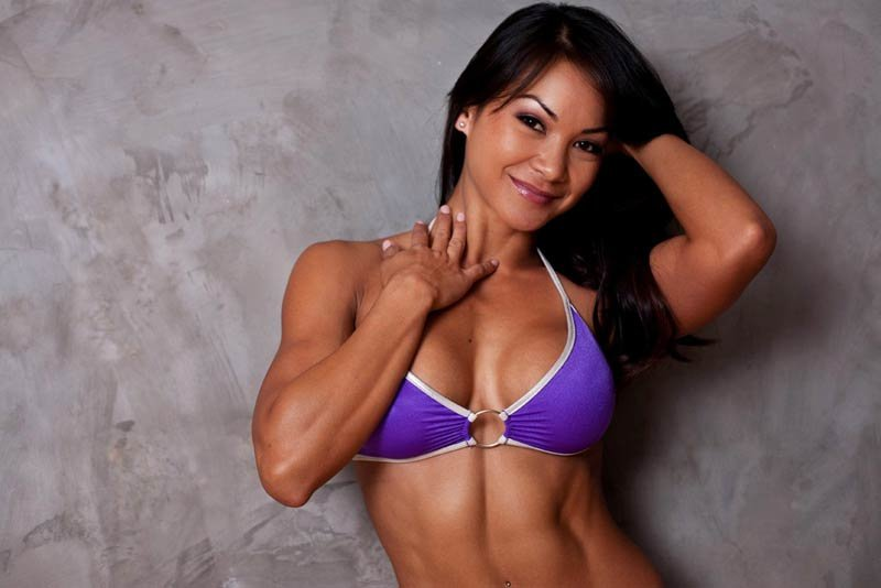 Amateur Fitness Competitor of the Week: Francine Sablan