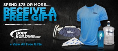 Spend $75 or more & Receive A Free Gift