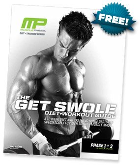 The Get Swole Diet & Workout Guide - For Men