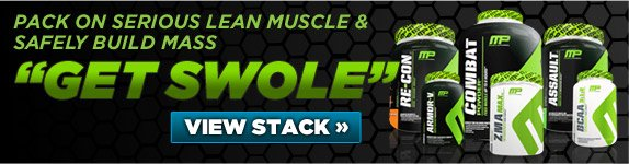 Get Swole / Lean Muscle Stack