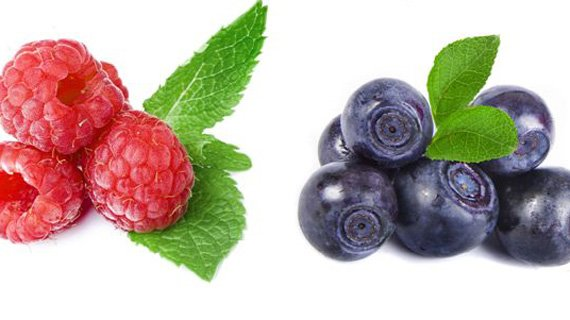 Berries! Sweet, beautiful berries!
