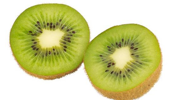 Kiwis: so convenient, they come in their own fuzzy cups!