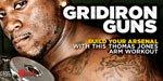Gridiron Guns - Thomas Jones Arms Workout