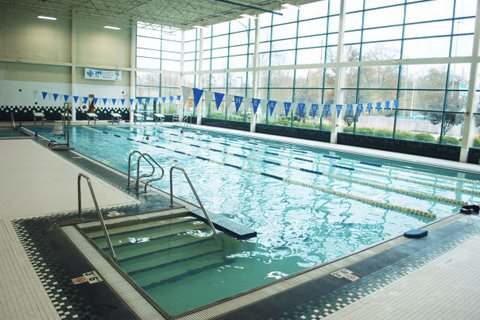 All Members Have Access To All 104,000 Sq Ft Of The Facility, Including Use Of The 6 Lane 25 Meter Indoor Lap Pool