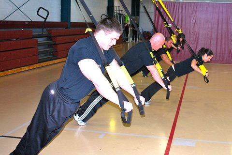 If You Are Into TRX, Akido, MMA, Or Kettlebells There Is A Class For That