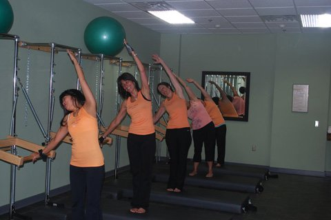 We Also Have A New State-Of-The-Art Pilates Studio With Group Classes As Well As One On One Training