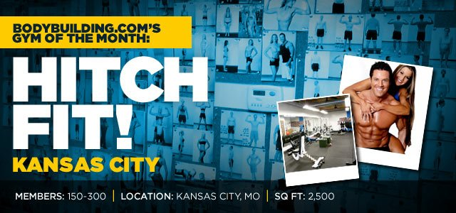 Gym Of The Month: Hitch Fit!