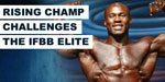 Hitting The Big Time: Rising Champ Wendell Floyd Challenges The IFBB Elite.