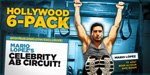 Hollywood 6-Pack: Mario Lopez's Celebrity Ab Circuit!
