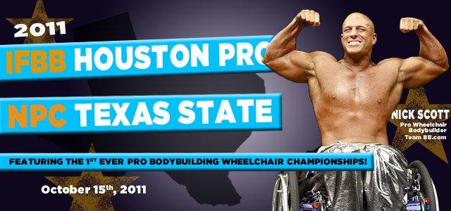 2011 IFBB Houston Pro/NPC Texas State