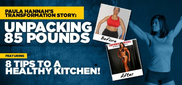 How One Note Helped Paula Start A New Lifestyle!